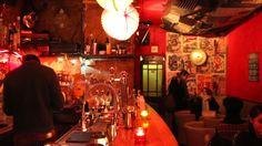 Les Etages.  Go' musik, gode drinks, happy hour og autentisk publikum.