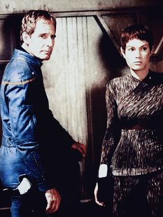 t'pol and CPT Archer