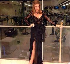 Olá meninas,   Quem arrasou neste fim de semana com vestido Atelier Lethicia foi a atriz Marina Ruybarbosa.   Os responsáveis por deixa-lá a...