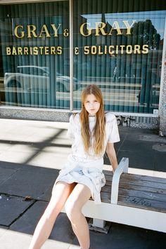 Photo: Darren Ankemann Model: Chloe Worthington
