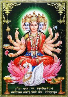 Gayatri Devi, Durga Goddess, Hanuman, Cosmos, Indian, Ash, Anime, Ebay, Gray