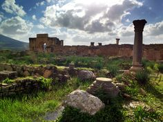 AFAR.com Highlight: Remnants of the Romans in Morocco by Kirsten Alana