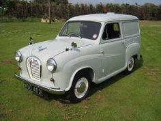 1962 AUSTIN A35 VAN
