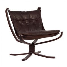 Falcon lounge chair from the seventies by Sigurd Resell for Vatne Møbler