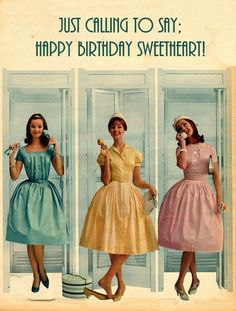 Happy Birthday #vintage
