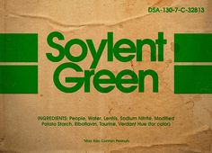 soylent green - Google Search