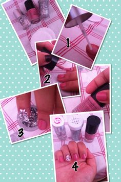 Glitter Style  • P2 - 8in1 Nail Wonder • Catrice ULTIMATE NUDES - 01 - Karl Says Très Chic • Silver Glitter