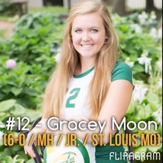 ▶ #12 - GRACEY MOON (6-0 / MH / Jr. / St. Louis MO) / Play #flipagram Video - Play #flipagram Video - http://flipagram.com/f/SAEuuuElz1