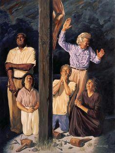 Stephen Sawyer, Father Forgive them