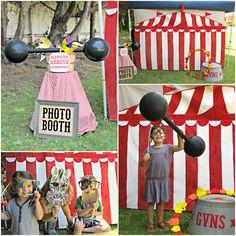 preschool carnival party