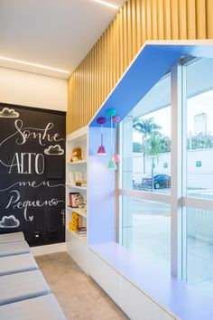 Clínica Pediátrica IMEPE — TRAAMA Creative Kids Rooms, School Design, Playroom, Loft, Furniture, Home Decor, Commercial Architecture, Children's Clinic, Design Projects