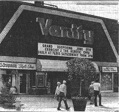 Vanity Theatre – International Metropolis Windsor Ontario, Hollywood Walk Of Fame, Theatre, Cinema, Vanity, Travel, Dressing Tables, Movies, Powder Room