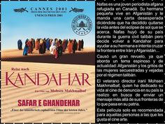 Cine Bollywood Colombia: KANDAHAR Cannes, Bollywood, Movies, Movie Posters, Solar Eclipse, Colombia, Film Poster, Films, Popcorn Posters