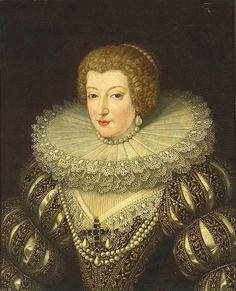 Anne d'Autriche Reine de France
