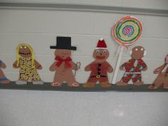 Mrs Morrow S Kindergarten Gingerbread Man Story Activities Christmas Classroom