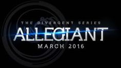 Allegiant Trailer | The film will be released in theaters on March 18, 2016 | : Teaser Trailer
