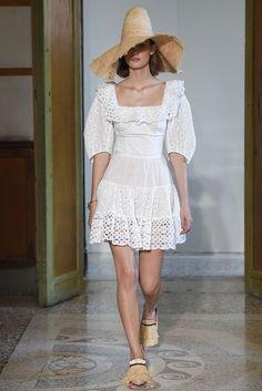 Blumarine Spring/Summer 2017 Ready To Wear Collection | British Vogue