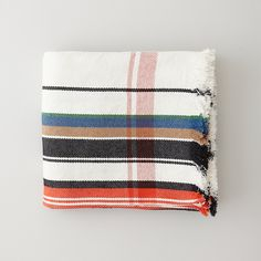 Khadi and Co Stripe Blanket | Home | Steven Alan