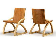Modern child's chair from ChristopherSolar.com