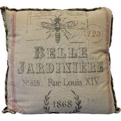 Poduszka mucha Belle Jardiniere