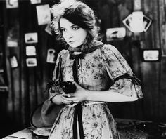 Lillian Gish (1896-1993)  The career of Lillian Gish (and that of her younger sister, Dorothy) was bound up with DW Griffith, under whose direction she worked from 1912 to 1921 in The Birth of a Nation, Intolerance, Way Down East and other classics, becoming arguably the greatest film actress of the time. She brought a combination of vulnerability and resilience