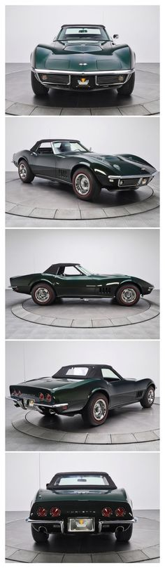 1968 Chevy Corvette Sting Ray 427