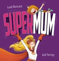 My mum has secret superpowers, she can do amazing things. Superheroes have all kinds of special powers. They are super clever, super brave, super kind and super fun. And so are mums! What amazing superpowers does your SUPERMUM have? Best Authors, Mentor Texts, Super Powers, Good Books, Feelings, Words, Amazing Things, Fun, Brave