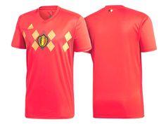 e33bd288716 2018 World Cup Belgium Player Version Jersey Home Football Shirt 2018 World  Cup Belgium Player Version Jersey Home Football Shirt