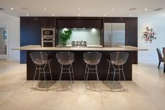 Contemporary Thermador Kitchen  @thermadorhome  #thermador  thermador.com