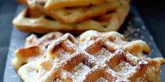 Breakfast Snacks, Breakfast Recipes, Patisserie Vegan, Desserts With Biscuits, Waffle Bar, Healthy Cooking, Waffles, Pancakes, Meal Prep