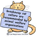 The importance of Breakaway collars for cats