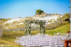 This is a fantastic wedding venue in Destin, Florida