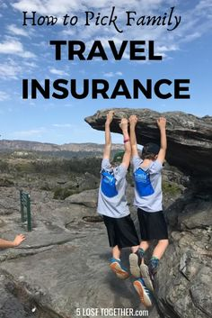 Looking for travel insurance for your family? We break down what to look for when choosing family travel insurance and why insurance is so important. Travel Advice, Travel Guides, Travel Tips, Travel Packing, Travel Destinations, Vacation Planner, Vacation Trips, Travel With Kids, Family Travel