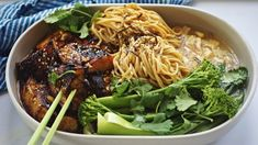 Recipes that prove ramen isn't just for winter