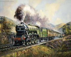 """""""Flying Scotsman"""" - Anybody who appreciates and engines is bound to want this locomotion represented the LNER at the Exhibition at Wembley in 1924 and"""