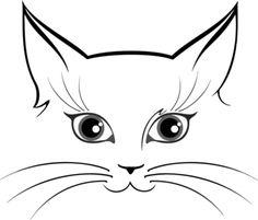 219 Mejores Imágenes De Ideas Para Dibujar En 2019 Cat Outline