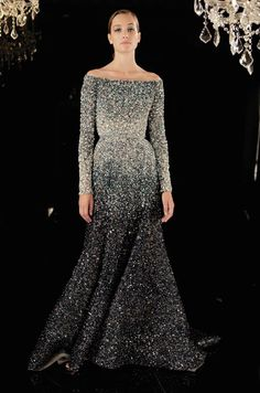 Elie Saab's upcoming Haute Couture Fall/Winter 2014/15 season