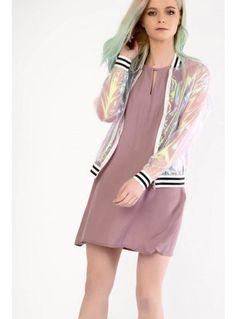 Glamourous Iridescent Jacket
