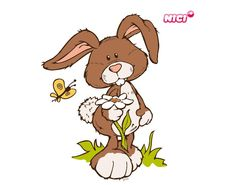 Risultati immagini per nici jolly lucy Baby Animal Drawings, Cartoon Drawings, Precious Moments Coloring Pages, Easter Bunny Pictures, Alice In Wonderland Decorations, Sweet Drawings, Best Friend Drawings, Rabbit Illustration, Baby Painting