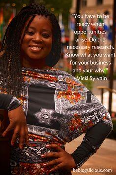 Entrepreneur Vicki S