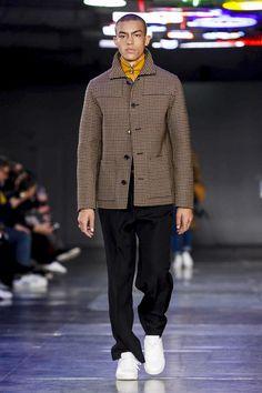 AMI Alexandre Mattiussi Menswear Fall Winter 2017 Paris