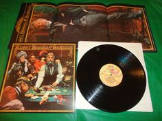 Kenny Rogers The Gambler 1978 Music Record vintage find me at www.dandeepop.com