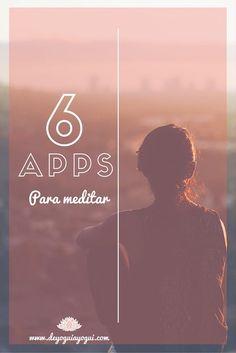 6 apps para meditar con las que tu día a día cambiará por completo. Pruébalo! 10 minutos son suficientes para experimentar los beneficios de la meditación Apps, Mindfulness, Movie Posters, Interior, Beach Houses, Spirituality, Wellness, Exercises, Life