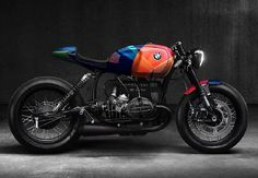 Nice BMW Cafes,tits and other bits. Moto Stuff - The History of Café Racers - Cafe Racer TV Bmw Cafe Racer, Cb 450 Cafe Racer, Cafe Racer Motorcycle, Motorcycle Design, Classic Motorcycle, Women Motorcycle, Motorcycle Gear, Bike Bmw, Cafe Bike
