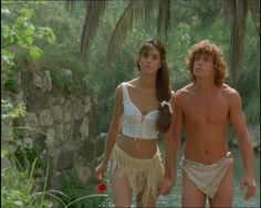 Willie Aames 1982 - Paradise - Phoebe Cates