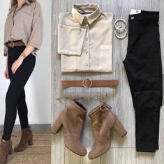 Mixing and matching combo outfits – Just Trendy Girls Girls Fashion Clothes, Teen Fashion Outfits, Clothes For Women, Fashion Hacks, Fashion Tips, Classy Work Outfits, Cute Casual Outfits, Formal Outfits, Corporate Attire