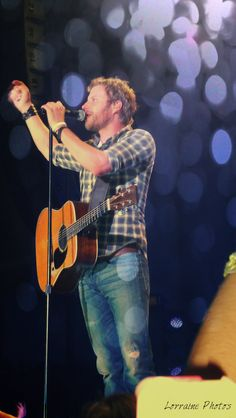 Dierks Bentley  Still got some leaving left to do