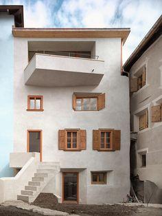 Image 1 of 18 from gallery of Chesa Gabriel  / Corinna Menn Architekten. Photograph by Franz Rindlisbacher