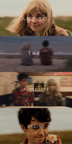 Frases de la serie The End of the F***ing World Netflix Series, Series Movies, Tv Series, The End, End Of The World, Movies Showing, Movies And Tv Shows, Ing Words, World Wallpaper