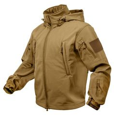 With the temperature outside dropping, now is the perfect time to pick up a Rothco men's Special Ops tactical soft shell jacket and be ready for a cold winter. After some intense review in real world usage over the span of a month and a half, the ...